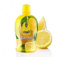 Концетрований лимонный сок  Vitafit 200 мл