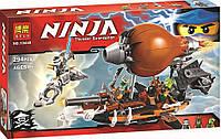 Конструктор Ninja Пиратский Дирижабль 10448 , фото 1