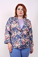 Женский пиджак большого размера Вегас 01