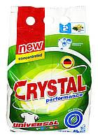 Универсальный стиральный порошок Crystal Performance Universal - 3 кг.