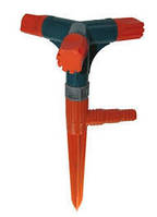 Разбрызгиватель-вертушка 3 выхода большая SLD
