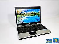 Ноутбук HP EliteBook 8440p Corei5/ RAM 4 ГБ/ HDD 250 ГБ/ HD Graphics бу
