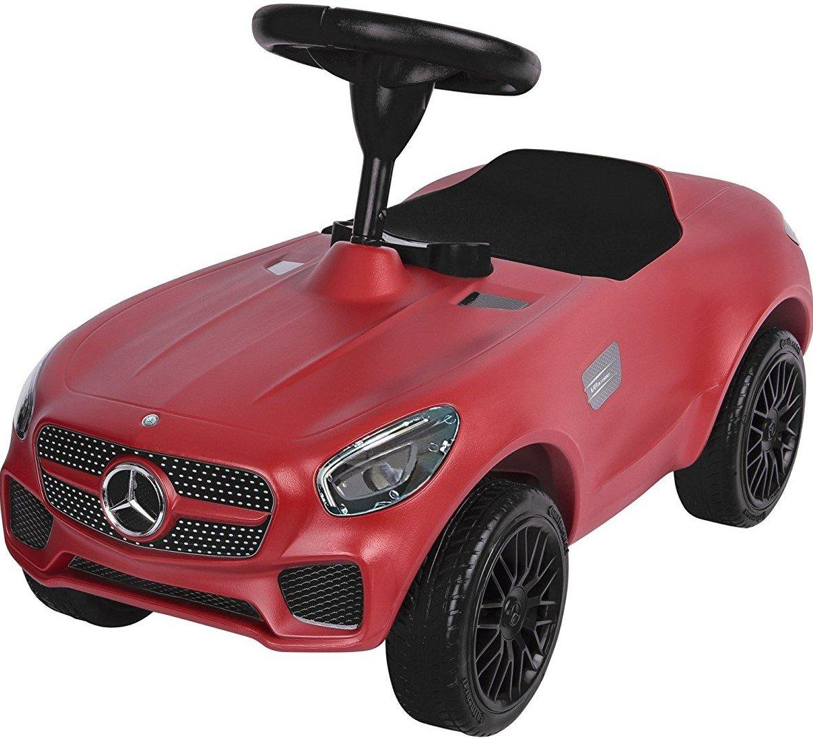 Машинка каталка Mercedes Benz Big 56347