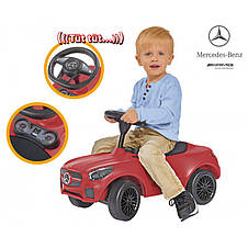 Машинка каталка Mercedes Benz Big 56347, фото 2