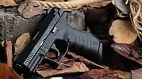 Пистолет стартовый Karrera RS34 black