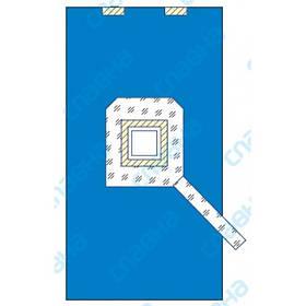 Покриття операційне для кесаревого розтину №1 стерильний