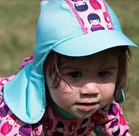 Детская кепка от солнца с защитой UPF 50+, Close Parent (разные цвета)
