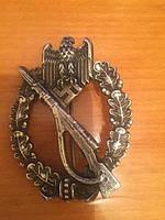 Нагрудный штурмовой пехотный знак