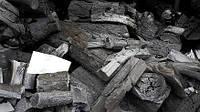 Древесный уголь дуб