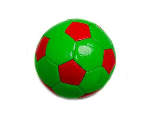 Мяч футбольный BT-FB-0146 EVA размер 2 120г красный