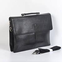 Чоловіча  ділова  шкіряна  сумка/портмоне