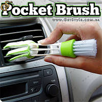 """Многофункциональная щетка от пыли - """"Pocket Brush"""""""