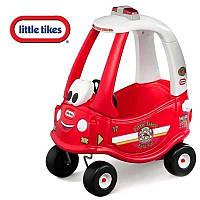 Машина-каталка Пожарный автомобиль Little Tikes Cozy Coupe 172502