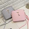 Стильная сумочка с брелком, фото 7