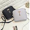 Стильная сумочка с брелком, фото 2
