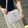 Стильная сумочка с брелком, фото 5