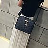 Стильная сумочка с брелком, фото 6