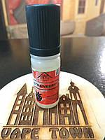 Натуральный ароматизатор AlpLiq Strawberry (клубника) 10мл.