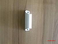 Ручка балконная С-образная алюминиевая