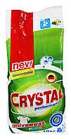Универсальный стиральный порошок Crystal Performance Universal - 10 кг.
