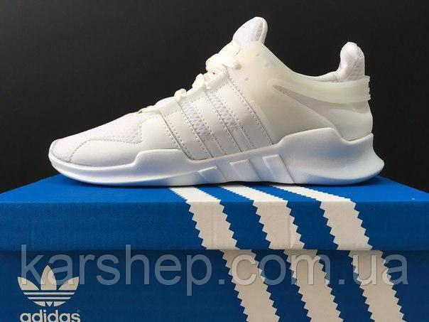 Кроссовки белого цвета Adidas Equipment для мужчин.копия