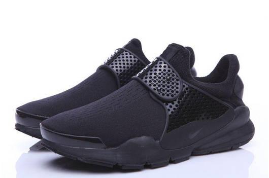 Кроссовки мужские Nike Sock Dart Triple Black, найк аир престо, реплика