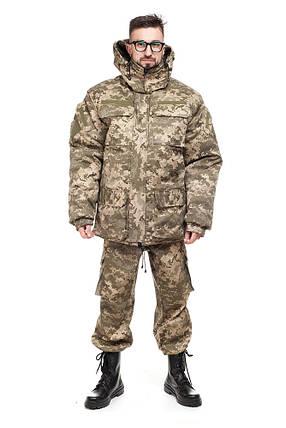 Куртка зимняя ВСУ пиксель, фото 2