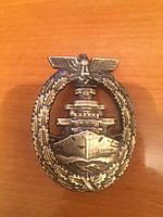 Нагрудный знак флота 3 рейха