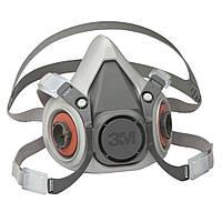 Полумаска-респиратор 3M 6300 (3М 6300)