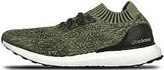 Женские кроссовки Adidas Ultra Boost Uncaged Base Green DA9165, Адидас Ультра Буст