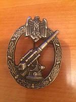 Нагрудный знак «Сухопутная зенитная артиллерия»