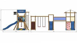 Детская спортивная  площадка Sportbaby-12, фото 2
