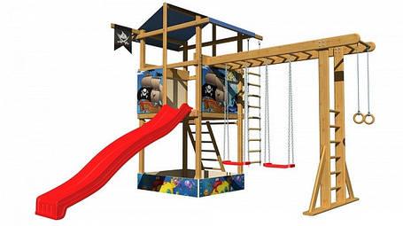 Детская спортивная  площадка Sportbaby-14, фото 2