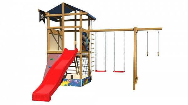 Детская спортивная  площадка Sportbaby-10