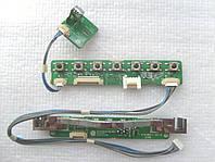 Плата управления (кнопки)монитора LG 6871TST927A