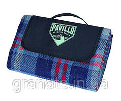 Коврик-сумка для пляжа, коврик для пикника складной 175х135 см