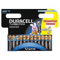 Батарейка AAA Duracell AAA (LR03) MX2400 TurboMax Black