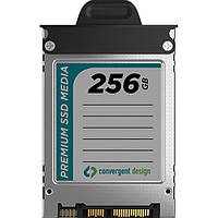 "Накопитель SSD Convergent Design 256GB 2.5"" Solid State Drive for Odyssey 7 / 7Q Monitor & Compressed Recorder"