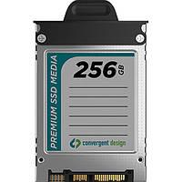 "Накопитель SSD Convergent Design 256GB 2.5"" Solid State Drive for Odyssey 7 / 7Q Monitor & Compressed Recorder"
