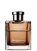 Туалетная вода Ambre Baldessarini for men (восточный, сладкий, кремовый аромат)