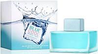 Женская туалетная вода Antonio Banderas Blue Cool Seduction (свежий цветочный аромат)