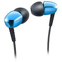 Навушники вакуумні Philips SHE3900/51 Blue