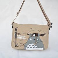 Мужская тканевая сумка. Формат А4.