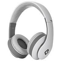 Навушники накладні з мікрофоном безпровідні Ergo BT-790 Gray