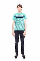 Мужская футболка с коротким рукавом / Чоловіча футболка з коротким рукавом