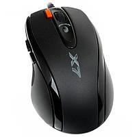 Мишка USB ігрова A4Tech XL-750BK USB Black
