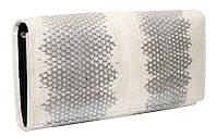 Женский кошелек из кожи морской змеи (SN 53 Pearl)
