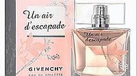 Женская туалетная вода Un Air d`Escapade Givenchy (нежный, беззаботный, вкусный цветочный аромат)