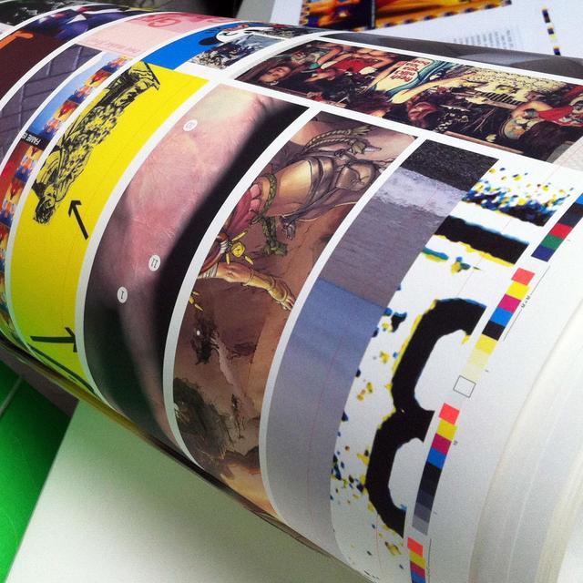 Печать полиграфии