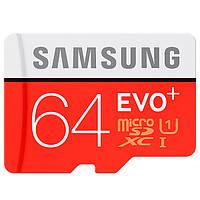 Карта пам'яті MicroSDXC Samsung MB-MC64DA/RU Black